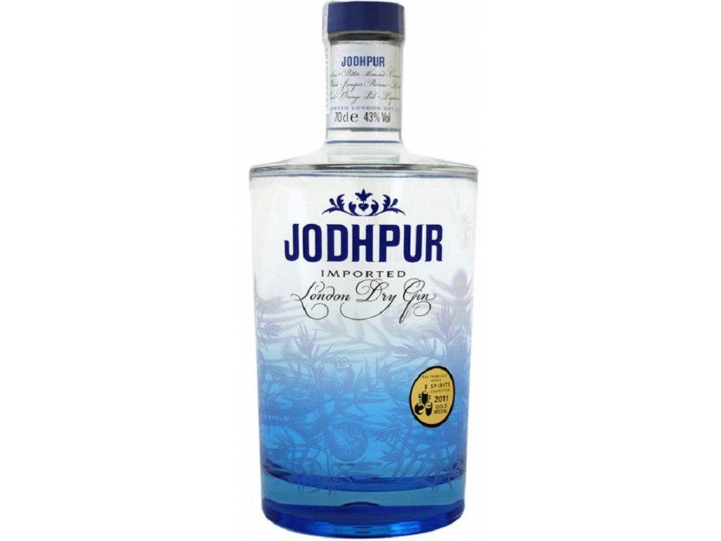 Jodhpur Gin 43% 0,7l