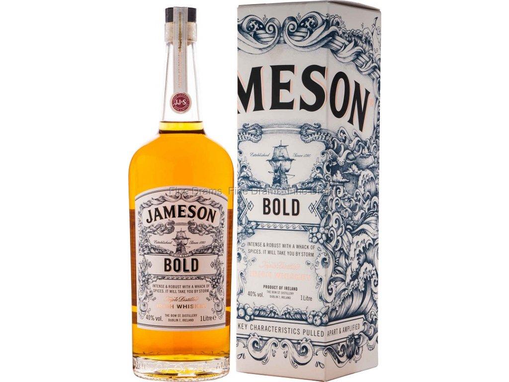 Jameson Bold 40% 1l