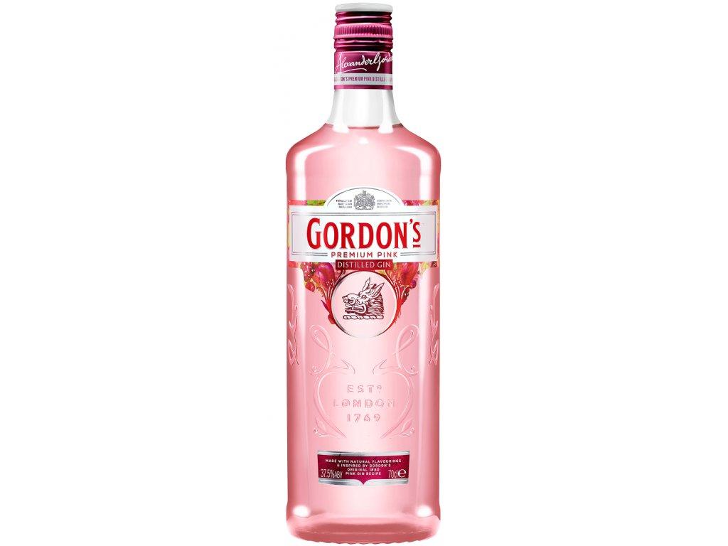 Gordons Premium Pink 37,5% 0,7l