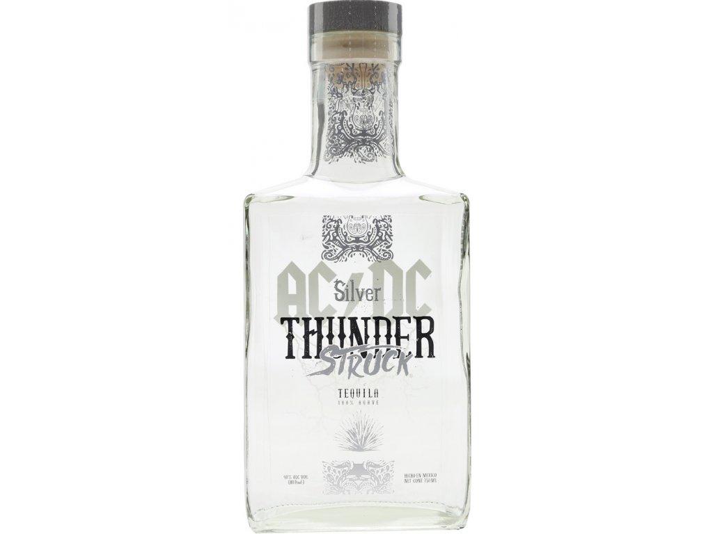 AC/DC Thunder Struck Blanco 40% 0,7l