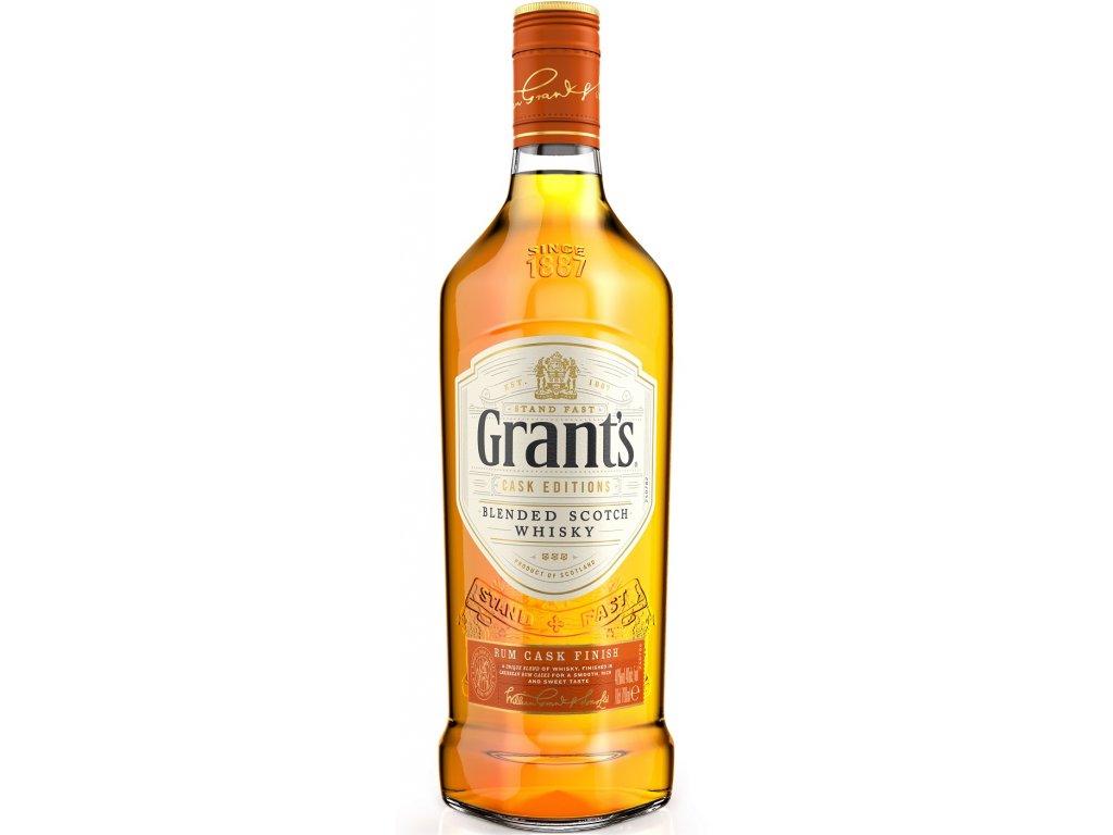 Grant's Rum Cask 40% 0,7l