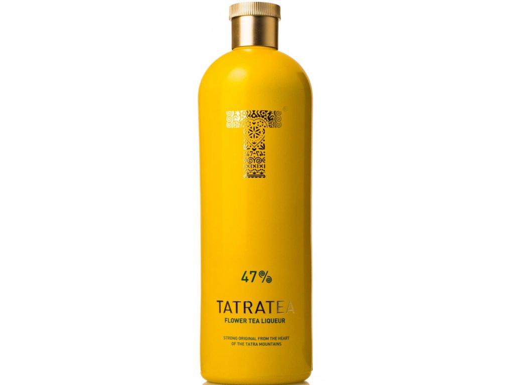 Tatratea Flower Tea Liqueur 47% 0,7l