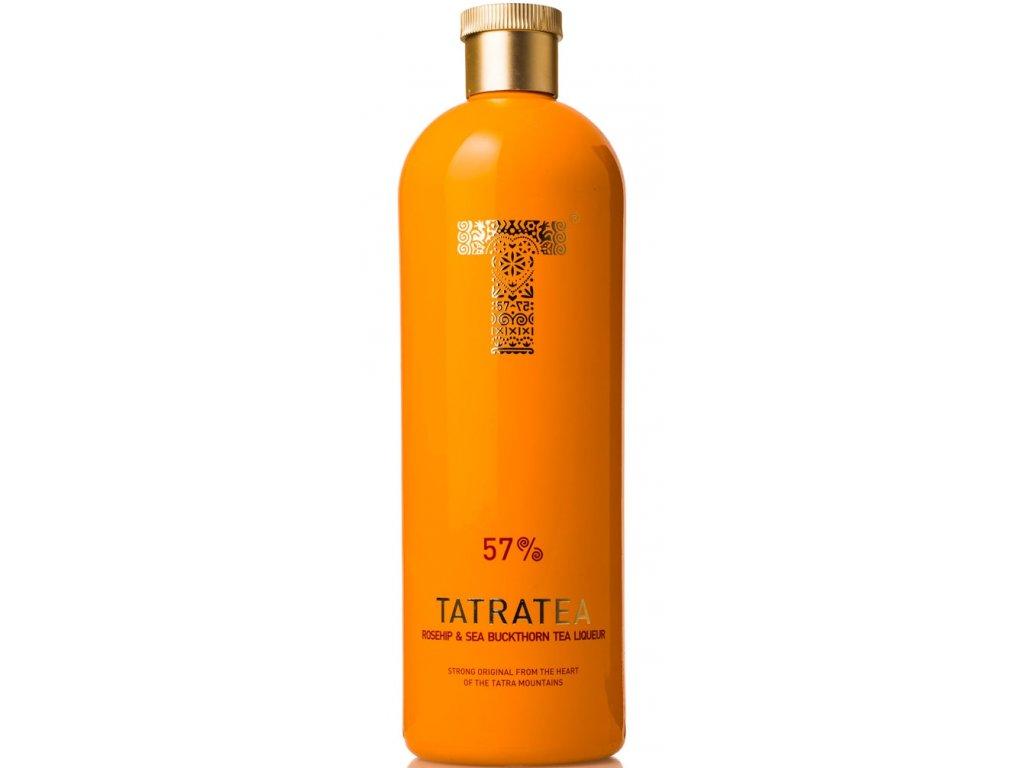 Tatratea Rosehip & Sea Buckthorn Tea Liqueur 57% 0,7l