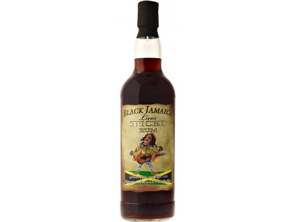 Black Jamaica Spiced 35% 0,7l
