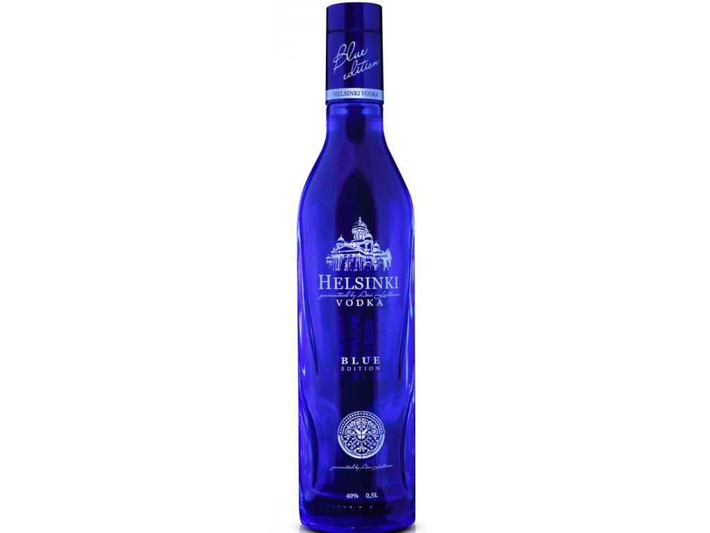 Helsinki Vodka Blue Edition 40% 0,5l