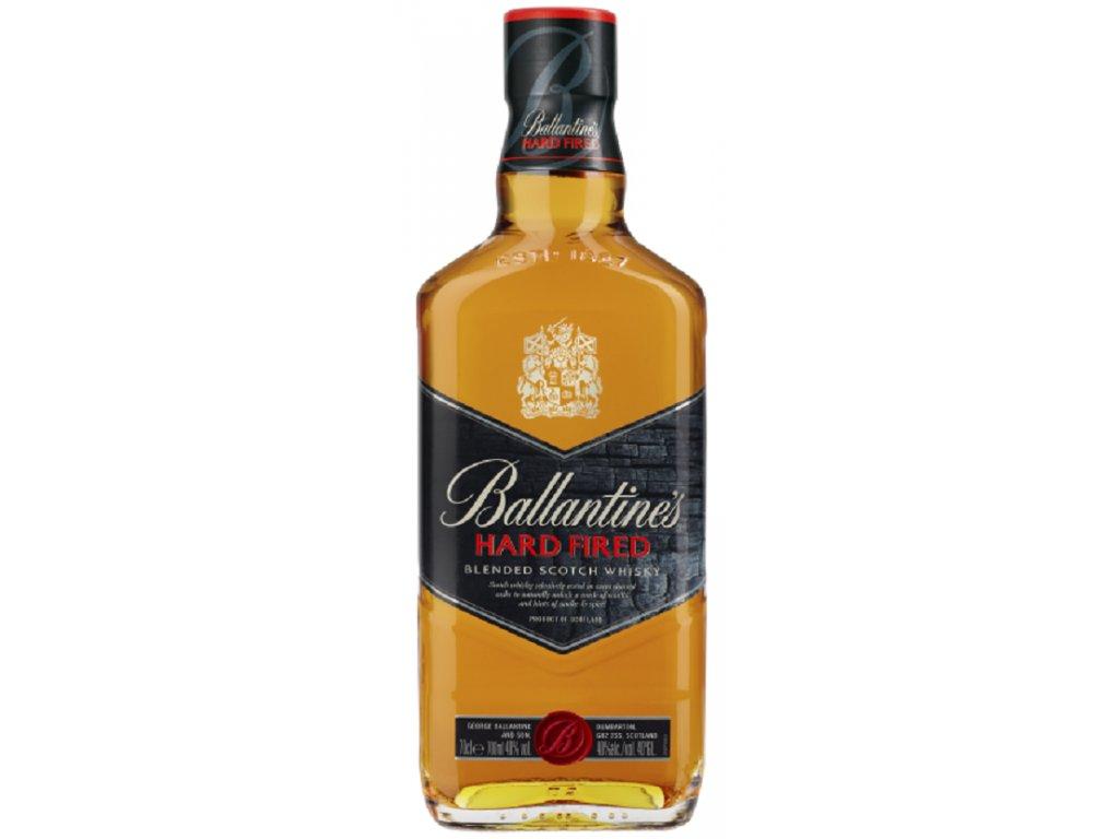Ballantine's Hard Fired 40% 0,7l