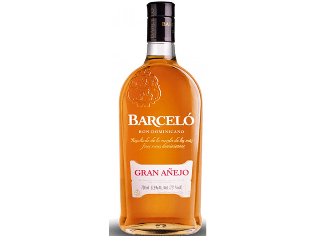 Barcelo Gran Anejo 37,5% 1l