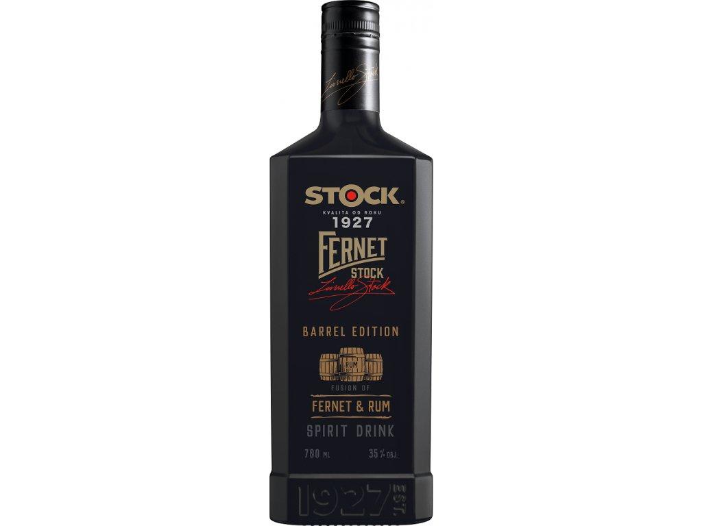 Fernet Stock Barrel 35% 0,7l