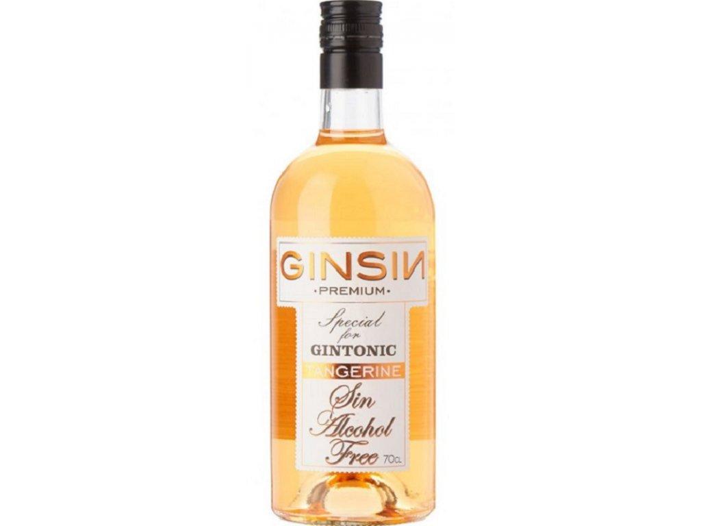 GinSin Tangerine 0% 0,7l