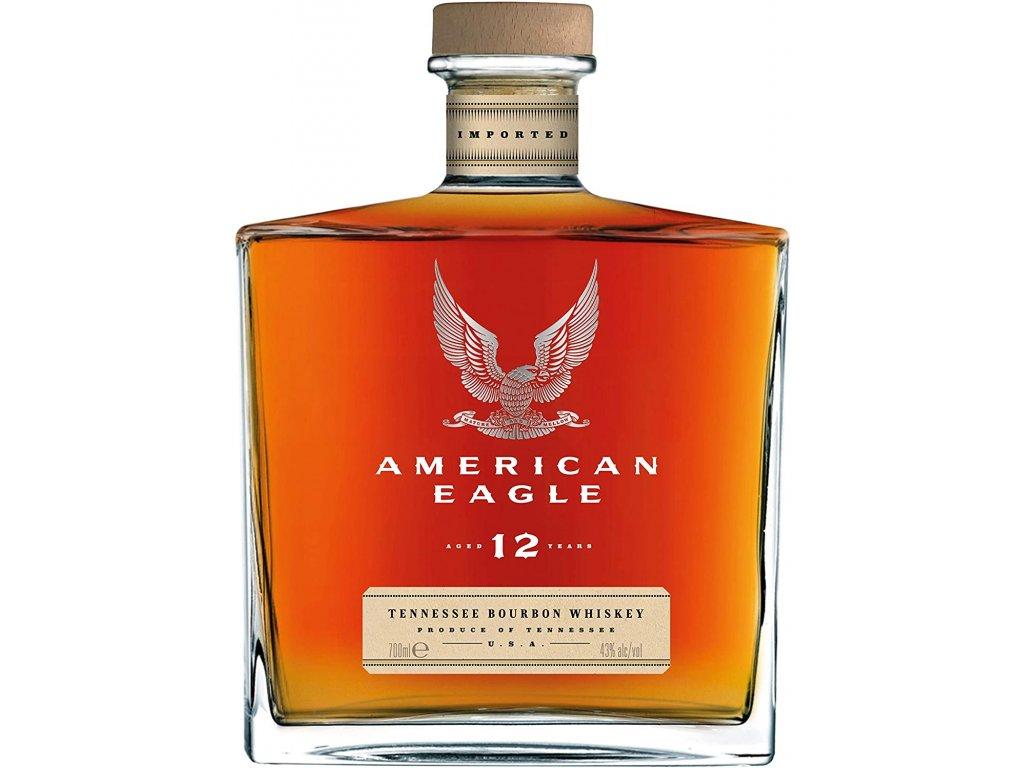 American Eagle 12yo 43% 0,7l