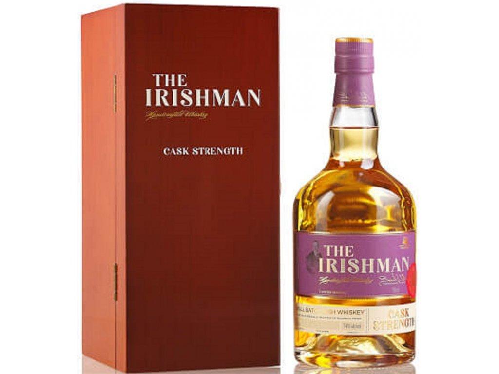 The Irishman Cask Strenght 2019 54% 0,7l