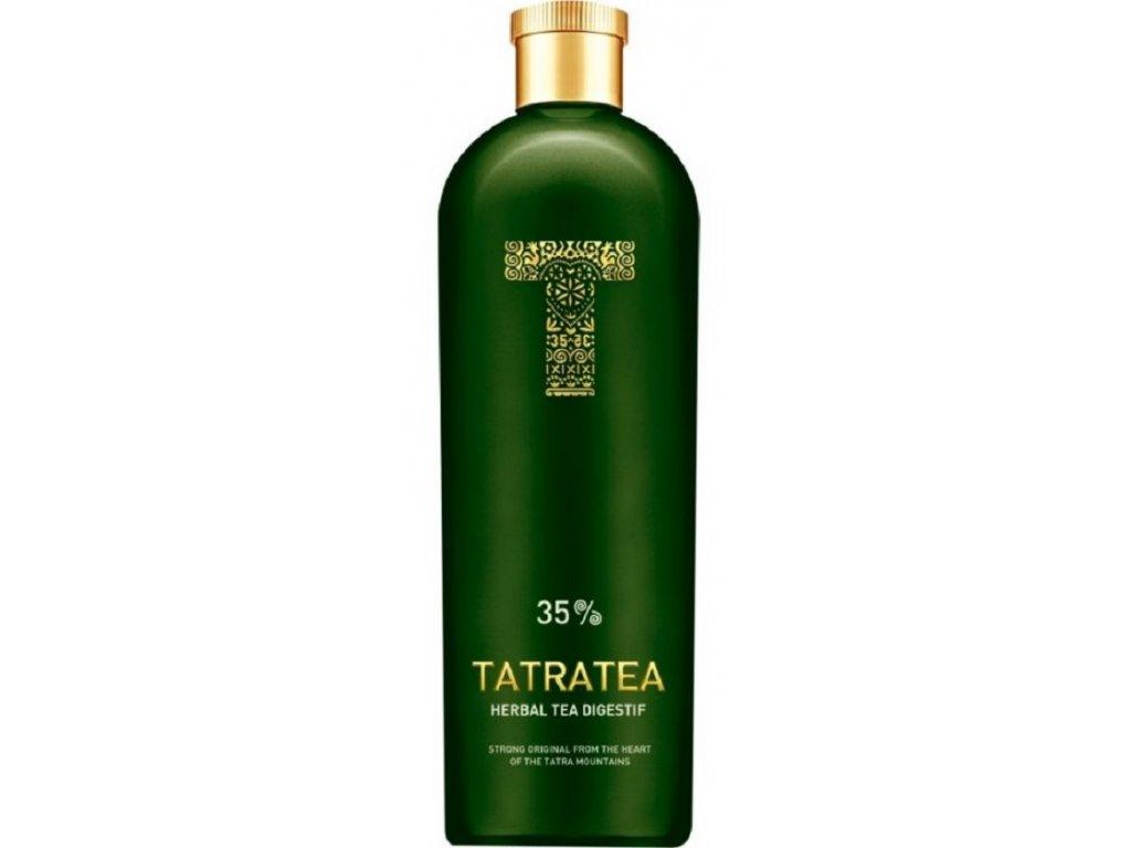 Tatratea Herbal tea Digestif 35% 0,7l