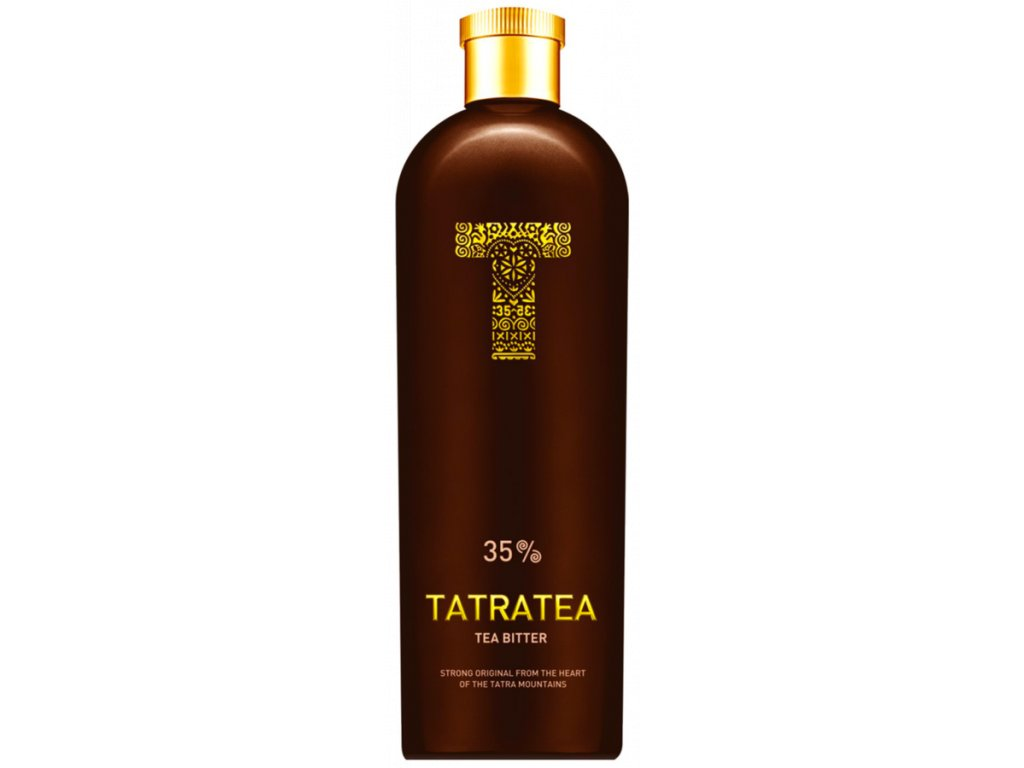 Tatratea Bitter Tea 35% 0,7l