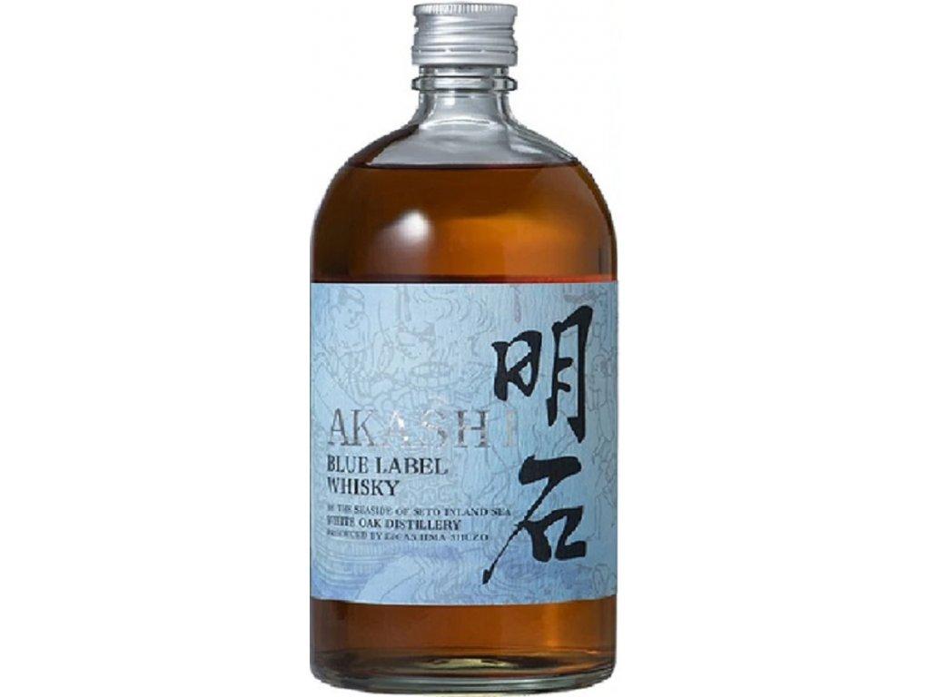 Akashi Blue Label 40% 0,7l