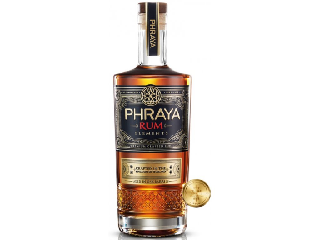 Phraya Elements 40% 0,7l