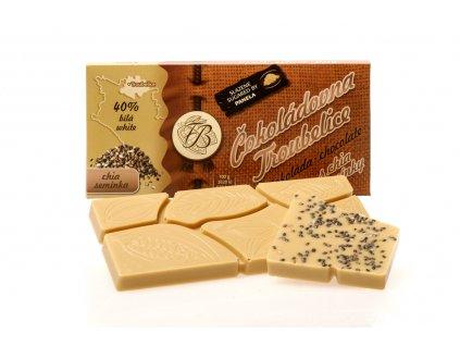 485 4 cokolada bila 40 s chia seminky 45 g cokoladovna troubelice