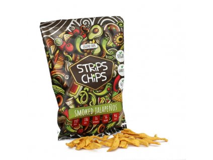 strips chips smoked jalapenos 90g 1692