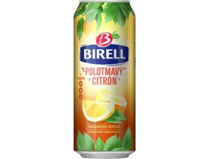 Birell Polotmavý Citrón plech 0,5l