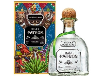 Patron Silver Limited Edition 2018 40% 0,7l