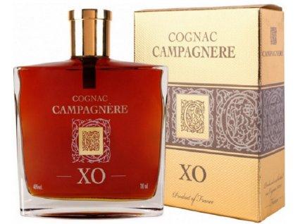 Cognac Campagnere XO 40% 0,7l