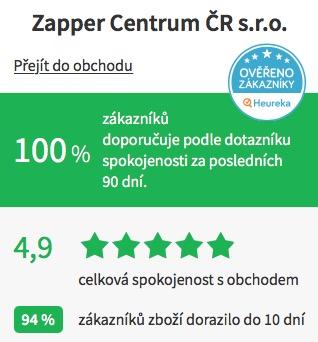 Heureka.cz - Hodnocení