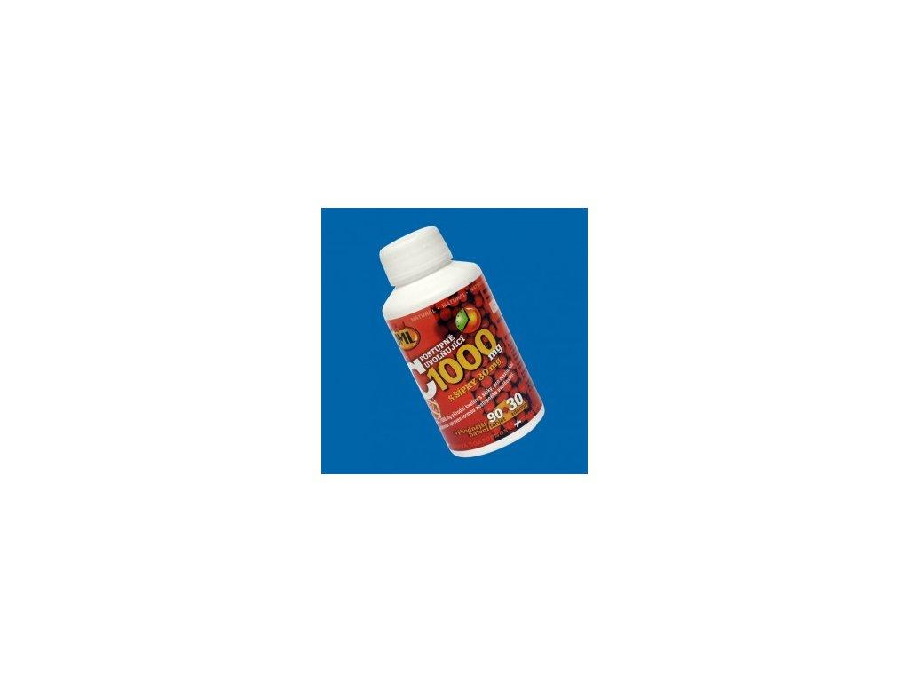 Vitamín C s šípky (90 ks + 30 ks zdarma )