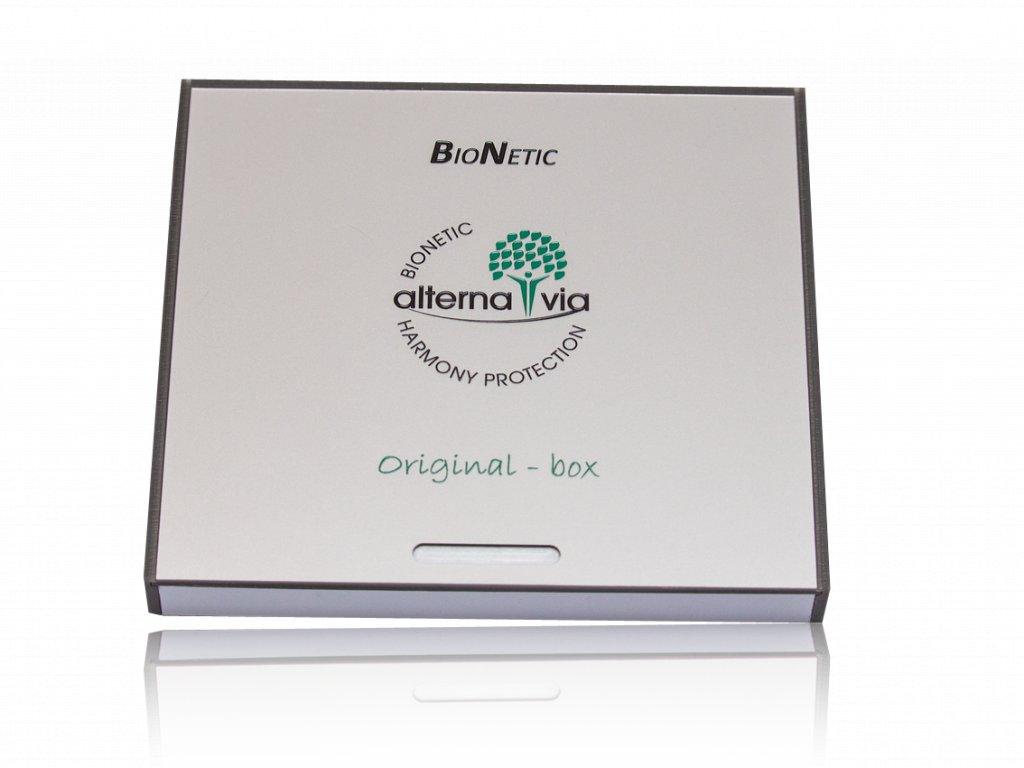 Originalní krabička pro Duo set