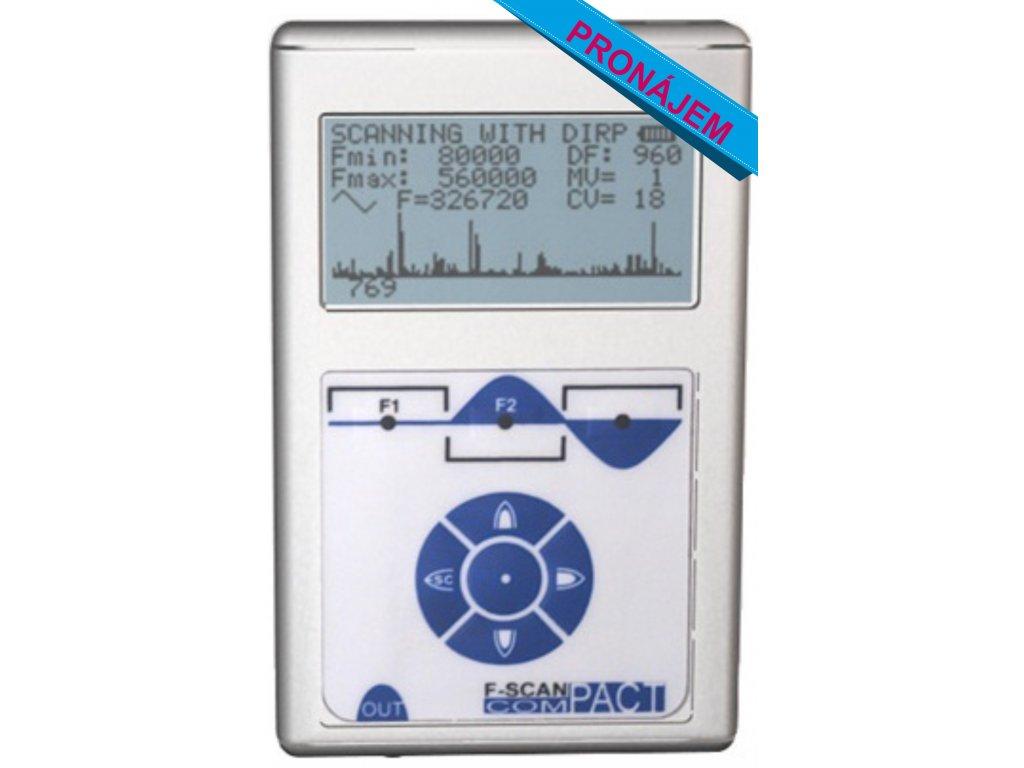 F-scan Compact - krátkodobý pronájem