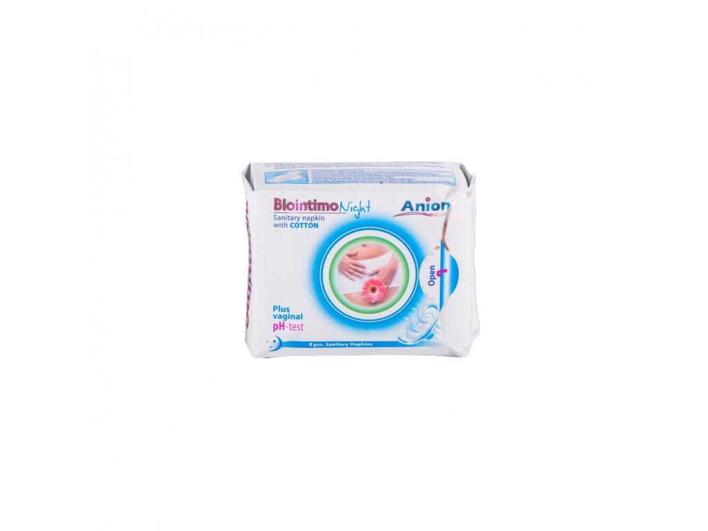 Hygienické vložky - Biointimo noční