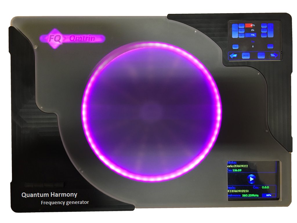 Quantum Harmony - Černá