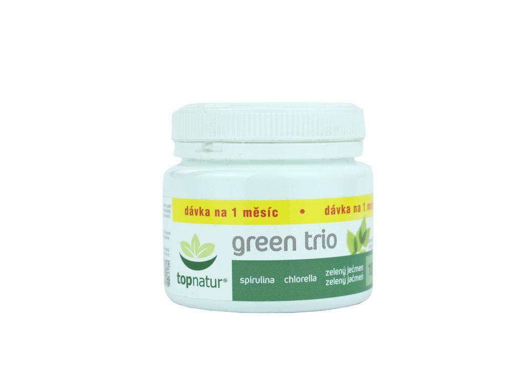 Green Trio 180tbl
