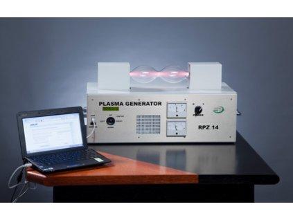 Plazmový generátor RPZ 15 s PC a přepravní bednou