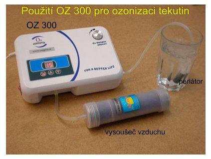 Generátor ozonu OZ 300
