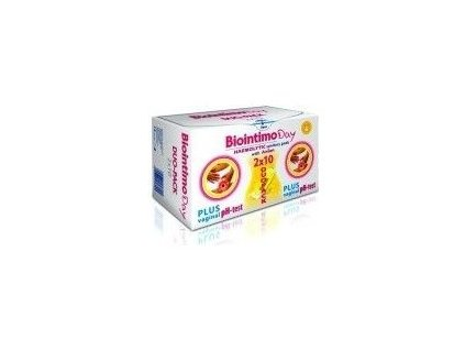 Hygienické vložky - Biointimo denní