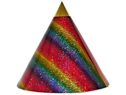 Kuželová pyramida (30 cm) - duhová