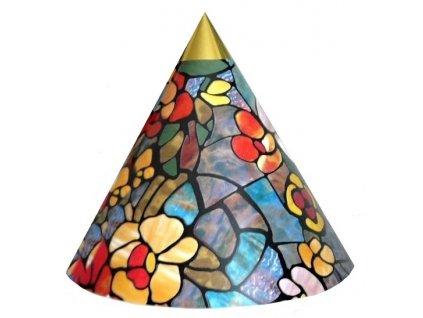 Kuželová pyramida (30 cm) - abstraktní umění