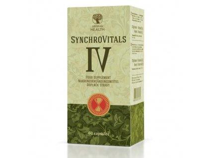 SynchroVitals IV, 60 kapslí