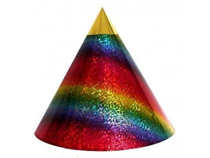 Kuželová pyramida (50 cm) - duhová
