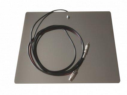 Deskova elektroda top