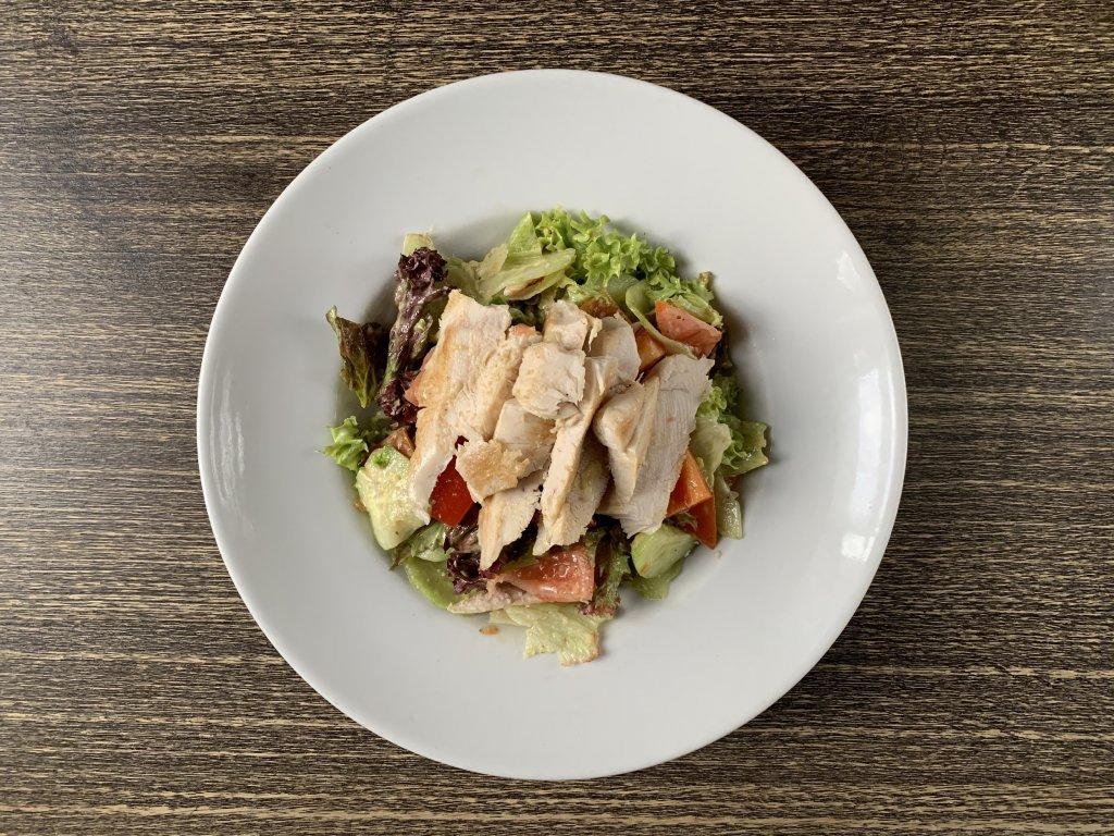 Salát kuře