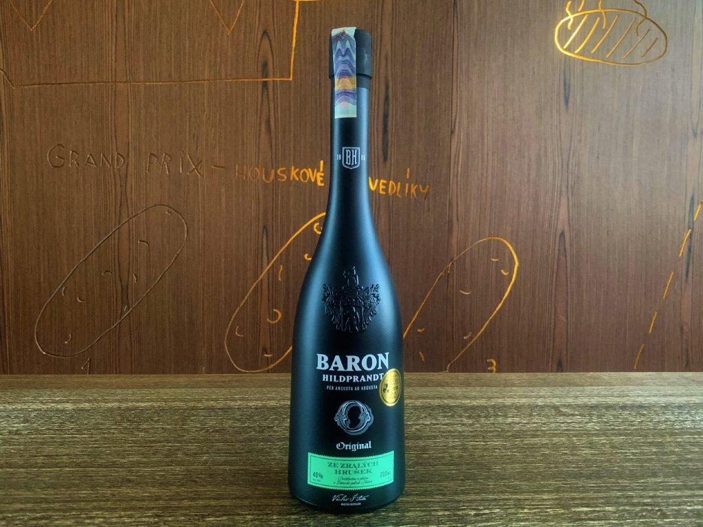 Baron hruška 2