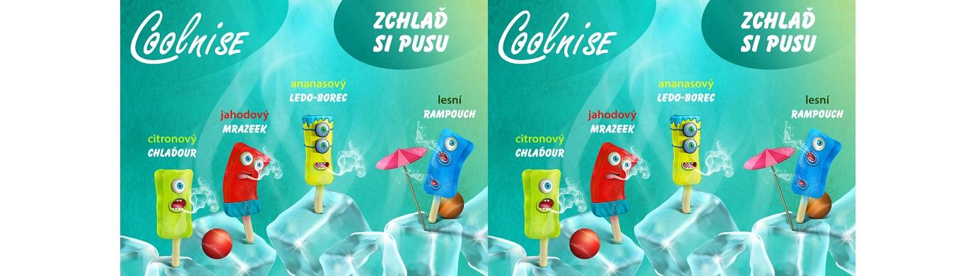 Příchutě CoolniSE