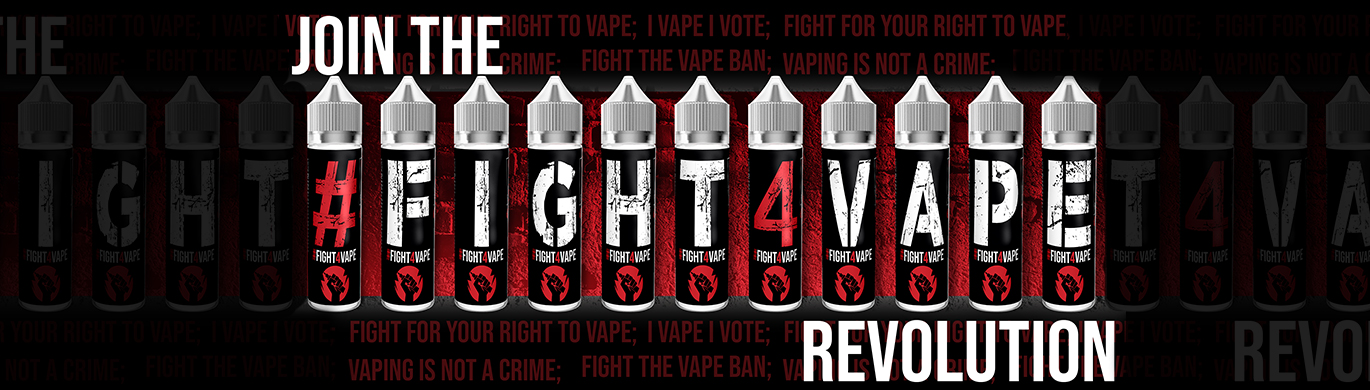 Příchutě FIGHT4VAPE