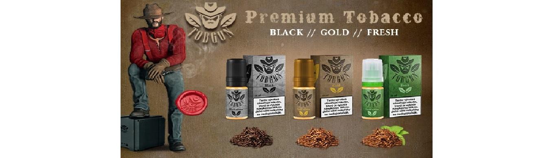 Tabákové liquidy Tobgun