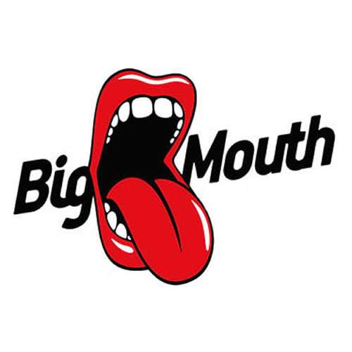 Příchutě Big Mouth S&V