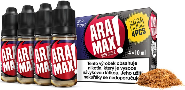 Aramax 4x10ml