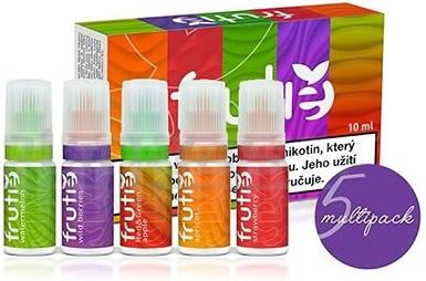 Frutie Variety Pack 5x10ml