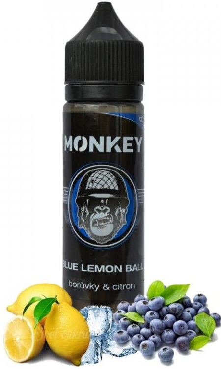 Příchutě Monkey Liquid