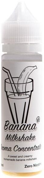 Příchutě Milkshakes