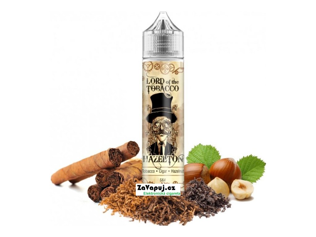 Příchuť Dream Flavor Lord of the Tobacco Shake and Vape 12ml Hazelton